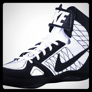Nike Shoes - NIKE TAKEDOWN 4 WRESTLING SHOES 008276a1b